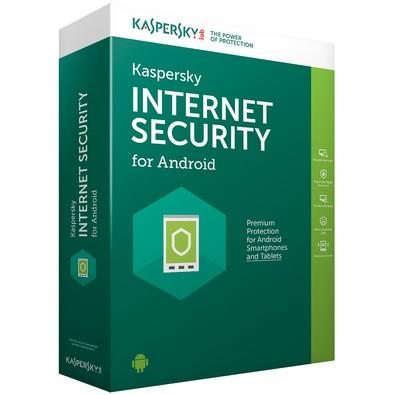 Kaspersky Internet Security 2019 para Android 1 Dispositivo