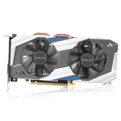 Placa de Vídeo VGA Galax NVIDIA GeForce GTX 1060 OC, 6GB, GDDR5X, 192 bits, PCI-E 3.0 - 60NRJ7DSV8OC