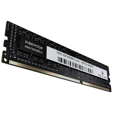 Memória Rise Mode 4GB, 1600MHz, DDR3 - RM-D3-4G1600V