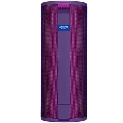 Caixa de Som Bluetooth Ultimate Ears BOOM 3 Portátil e À Prova D´Água - Até 15 horas de Bateria - Roxa - 984-001357