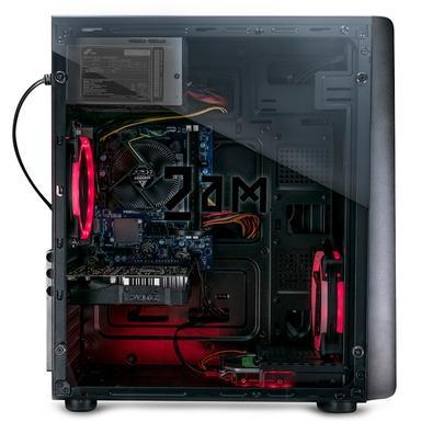 Computador Gamer 2AM Core i3-7100, 8GB, HD 1TB, FreeDOS, Powered NVIDIA GT 1030 - DSK 2AM C300