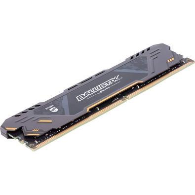 Memória Crucial Ballistix Sport AT Gray 8GB, 2666MHz, DDR4, - BLS8G4D26BFSTK