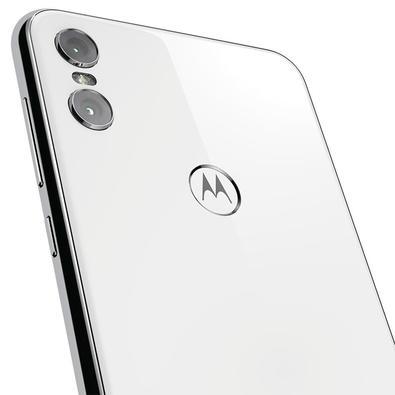 Smartphone Motorola One, 64GB, 13MP, Tela 5.9´, Branco - XT1941-3