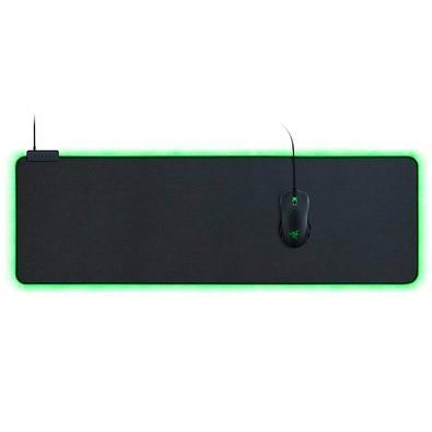 Mousepad Gamer Razer Goliathus Chroma, Control/Speed, Extendido (920x294mm) - RZ02-02500300-R3U1
