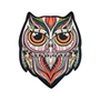 Mousepad Reliza Decor ColorFun Owl Color, 280x240x5mm