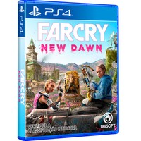 Game Far Cry New Dawn PS4
