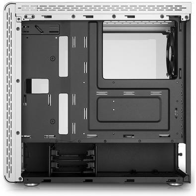 Gabinete Gamer Cooler Master MasterBox MS600, 1 Cooler, Lateral em Vidro, Prata - MCB-MS600-SGNN-S00