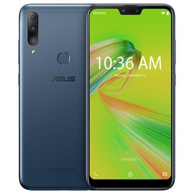 Smartphone Asus Zenfone Max Shot, 64GB, 12MP, Tela 6.2´, Azul - ZB634KL-4D008BR