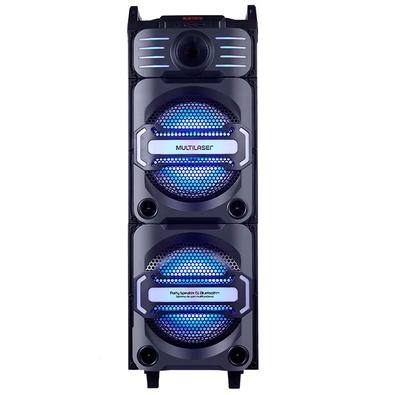 Caixa de Som Torre Multilaser Party DJ, Bluetooth, 350W - SP285
