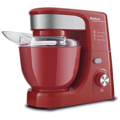 Batedeira Philco Vermelha PHP500 Turbo 220V
