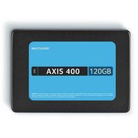 Ssd Multilaser 2.5, 120Gb, Axis 400, Gravação 400 Mb/S - SS101