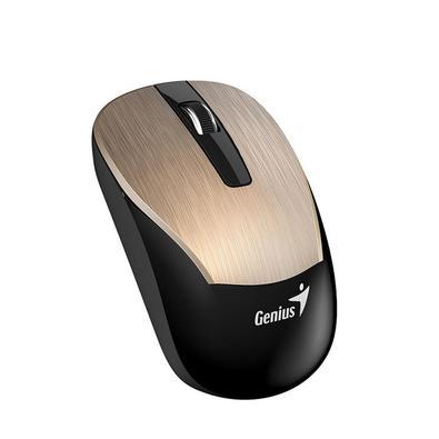 Mouse Wireless Laser 1600 Dpis Eco-8015 Genius