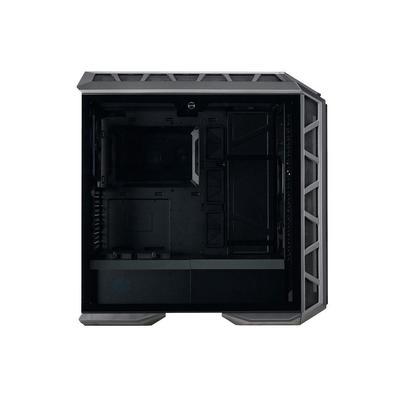 Gabinete Mastercase H500p -  Atx Mid-Tower 2 Fans Rgb De 200Mm Na Frente E Lateral De Vidro Temperad
