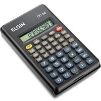 Calculadora Científica - 56 Funções Cc56 Preta