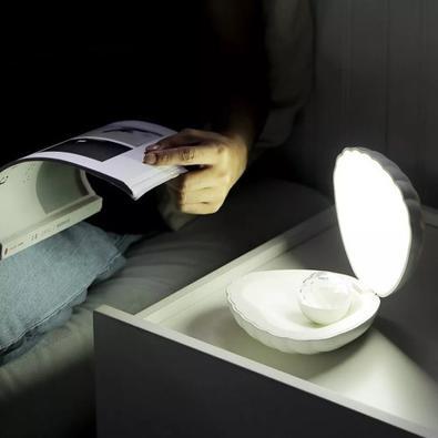 Luminária Projetora Pérola Branco