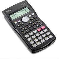 Calculadora Cientifica 240 Funções Cc240 Preta