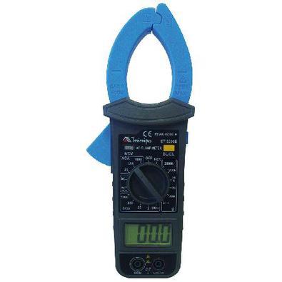 Alicate Amperímetro 1000A Ac (Garra Com Iluminação) Et-3200B