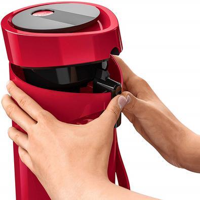 Garrafa Térmica Ponza 1,9 Litros Emsa Vermelha
