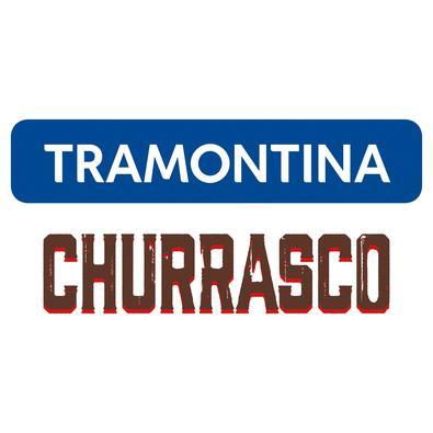 Espátula Tramontina Churrasco com Lâmina em Aço Inox e Cabo de Madeira 48 cm Tramontina