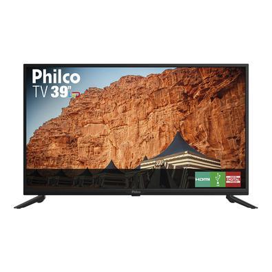TV Philco LED 39´´ - Bivolt -  PTV39F61D