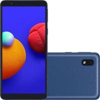 Smartphone Samsung Galaxy A01 Core, 32GB, Azul - B08G57WGP2