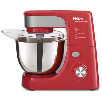 Batedeira Planetária Philco PHP500 Turbo Inox 220V