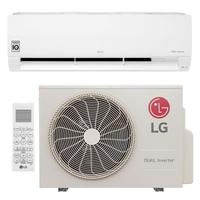 Ar Condicionado Hi Wall LG Dual Inverter Voice 24.000 Btus Quente/Frio 220v