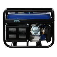 Gerador de Energia a Gasolina 3,75kva 3000w 7hppartida elétricaMonofásico Tssaper TS3900B