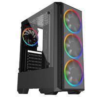 Computador Gamer Skill, AMD Ryzen 5 3400G 4.2Ghz, Radeon RX VEGA 11, 16GB DDR4, HD 2TB, SSD 120GB