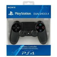 Controle Sony Dualshock 4, Sem fio, PS4, Preto