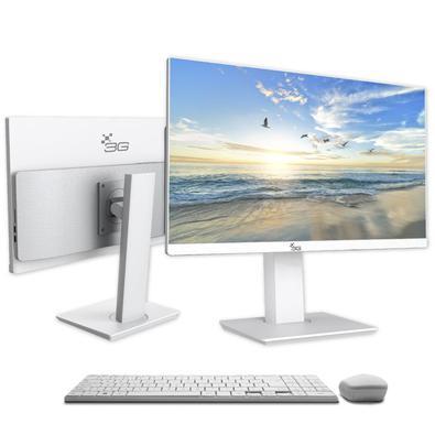 Computador All in One 3green Unique Intel Core i3, 4GB, SSD 120GB, 21.5