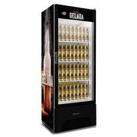 Cervejeira Vitrine Metalfrio Optima 220V,60HZ, VN50AH