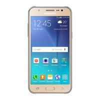 Usado: Samsung Galaxy J5 16GB, Dourado, Bom.