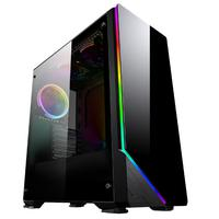 Computador Gamer XP 3Green, Intel Core i5, 8GB RAM, Radeon RX 550 4GB, SSD 120GB, HD 2TB, 500W