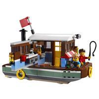 LEGO Creator - Casa Flutuante na Margem do Rio
