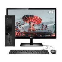 Computador Completo 3green Exclusive Intel Core i3 8GB com SSD 240GB Wifi Dual Band Monitor 19,5´´ HDMI PC CPU