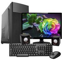 Computador PC Completo, I3, 8GB, HD500 GB, Monitor