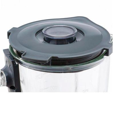 Liquidificador Black&Decker Gourmand Gris L7000G, com Jarra de Vidro, Inox, 127V