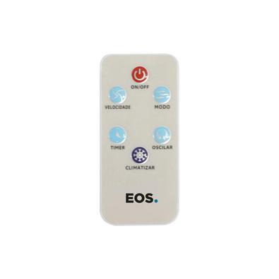 Climatizador de Ar Eos Artic Fresh 10 Litros, 4 em 1, 127V - Ecl100d