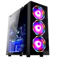 Computador Gamer Fácil Intel Core i5 9400F, 16GB D..
