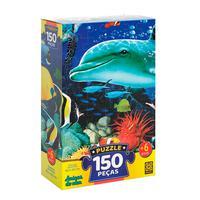 Puzzle 150 Peças Amigos do Mar - Grow