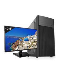 Computador Desktop Icc Iv1882sm19 Intel Dual Core 2.41ghz 8gb Hd 1tb Monitor Led 19,5