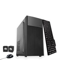 Computador Desktop Icc Iv2341kw Intel Core I3 4gb Hd 500gb Kit Multimídia Hdmi  Windows 10