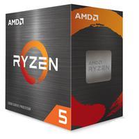 Processador AMD Ryzen 5 5600X, 3.7GHz (4.6GHz Turbo), 6-Cores/12T, Cache 35MB, Socket AM4 - 100-100000065BOX.