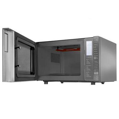 Micro-ondas De Mesa Brastemp Com 32 Litros De Capacidade E Grill Espelhado - Bmg45ar - 110v