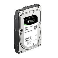 HD 6TB Seagate Sata 3, 256MB, 7200RPM, 3,5 Exos 512e Enterprise - St6000nm0115