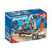 Playmobil, Acessórios Para Mergulho Superset