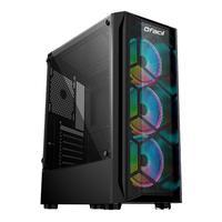 Computador Gamer Fácil Intel Core i3 10100F, 8GB, GTX 1650 4GB, HD 1TB, Fonte 500W