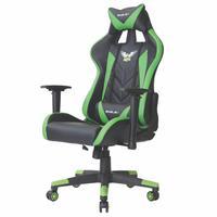 Cadeira Gamer Pro Eaglex Reclinável, Giratória, Verde
