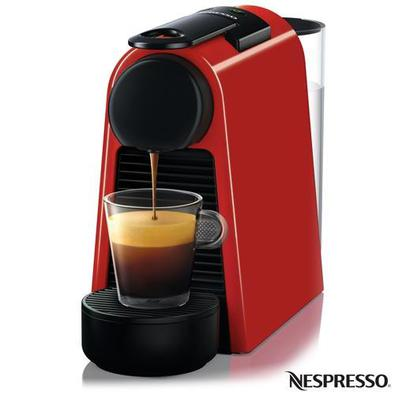 Cafeteira Nespresso Essenza Mini Vermelho Para Café Espresso - C30-br - 220v